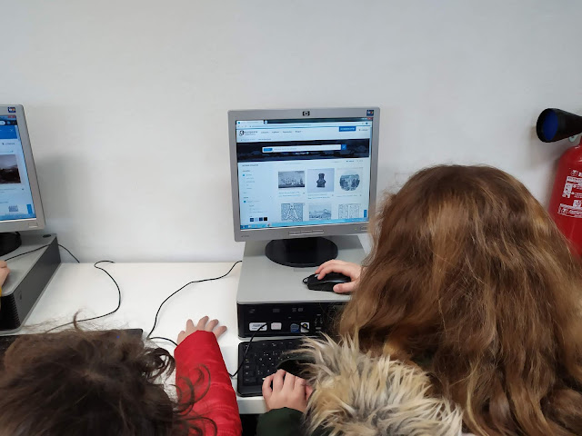 Hands-on learning about search techniques with Europeana.