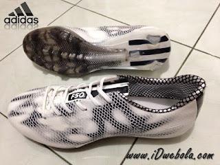 Sepatu Bola Adidas Adizero Solar F50 Putih