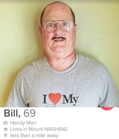 GoofyDads: Bill the Handy Man from Tinder goes Global!