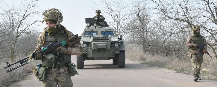 Бронетехніка для частин територіальної оборони