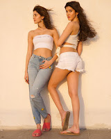 Ananya Panday Sizzling Photoshoot HeyAndhra.com