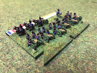 Baccus 6mm French Artillery
