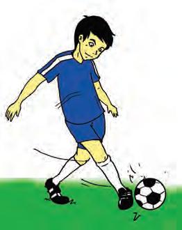 Menendang Bola : menendang, Menendang, Dengan, Bagian, Dalam, Wuanjrot