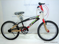 Sepeda BMX UNITED 8910 Rider 20 Inci