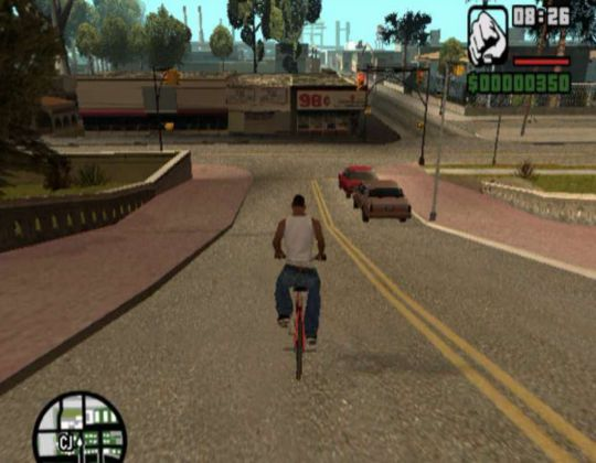 GTA San Andreas Highly Compressed Game Download 500MB