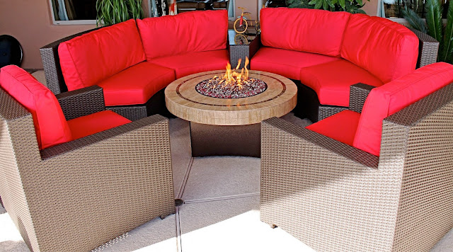 Outdoor Fire Pit 2