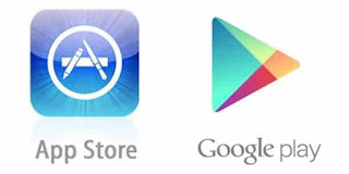 Apple's earnings from App store are double as compared to Google