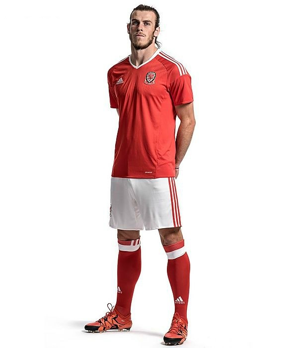 Wales Euro 2016 Kit | New Home, Away Jersey