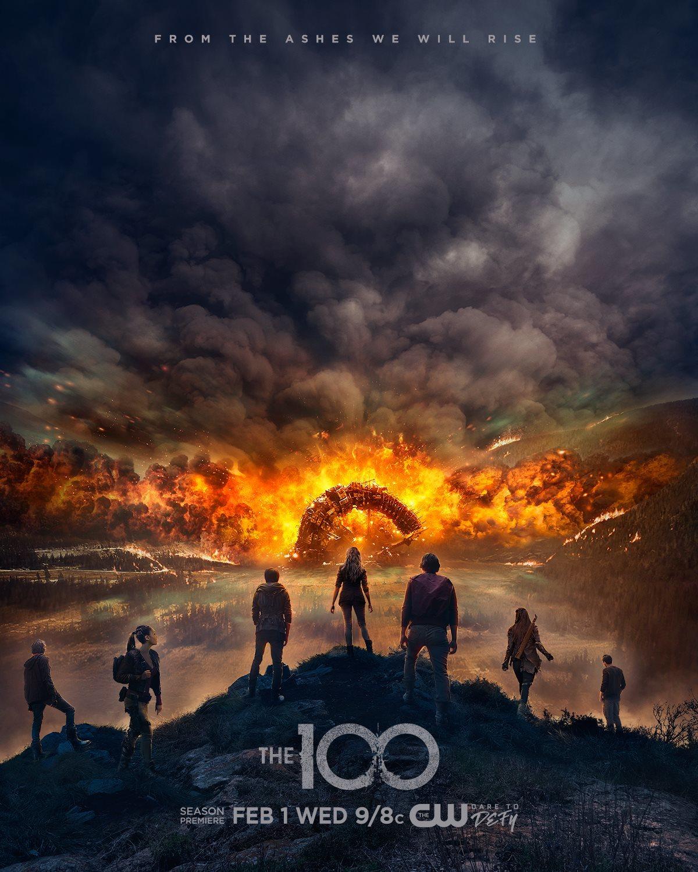 100 Tù Nhân (Phần 4) - The 100 season 4