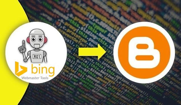 ارشفة موقعك في محرك البحث bing
