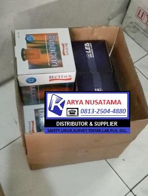 Jual Lampu Rotary Kuning Pertambangan 24V di Sumatera