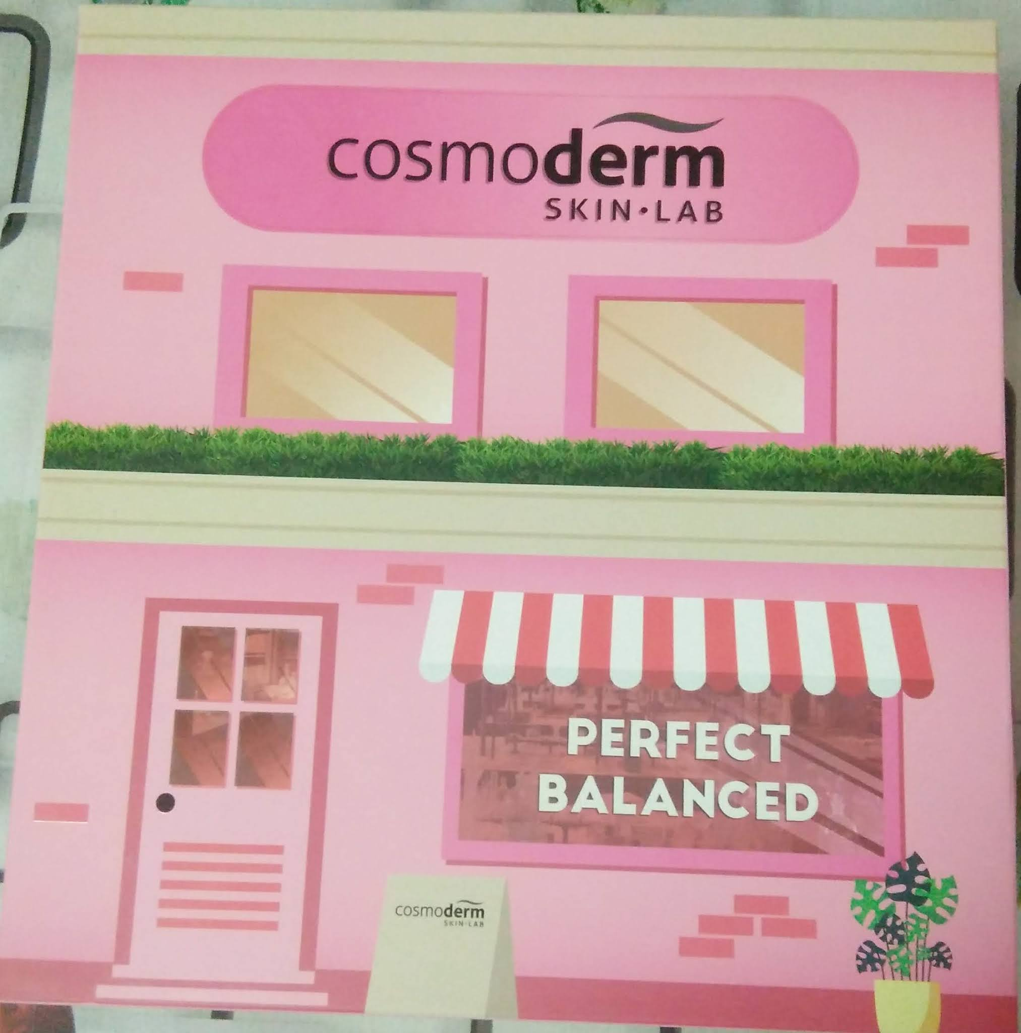 cosmoderm pink