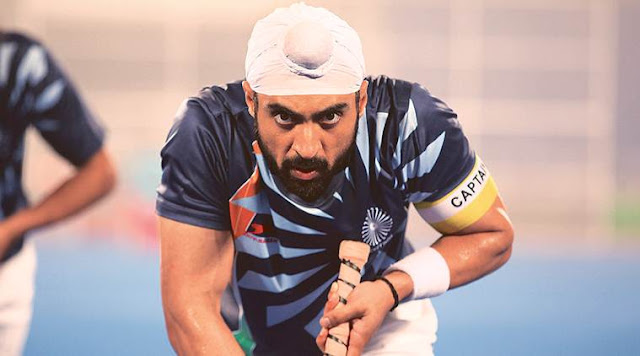 Diljit Dosanj as Sandeep Kumar in Soorma