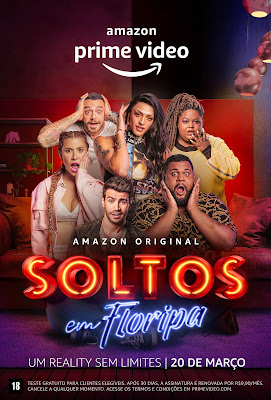 Soltos em Floripa  Novo reality show Original Amazon