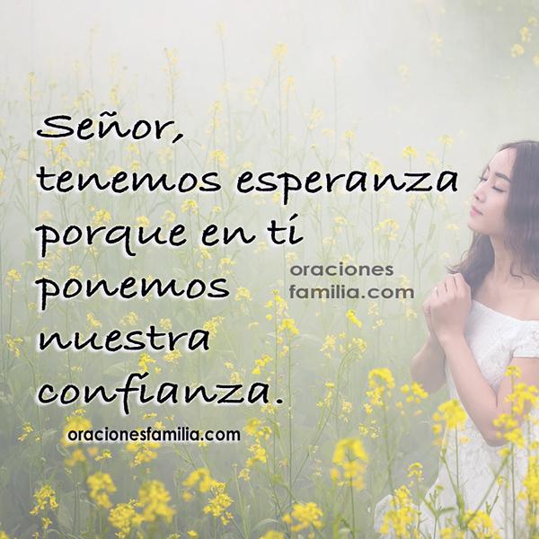 Bonita oración de acción de gracias a Dios, frases de agradecimiento al Señor, plegaria para este día, oración de la mañana con gratitud por Mery Bracho.