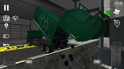 تحميل أخر إصدار لعبة Trash Truck Simulator APK للاندرويد و الأيفون برابط مباشر