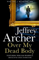 Over My Dead Body by Jeffrey Archer book cover and review