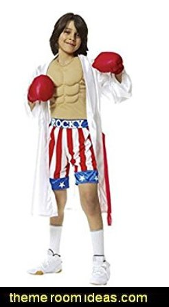 Childs Rocky Movie Costume