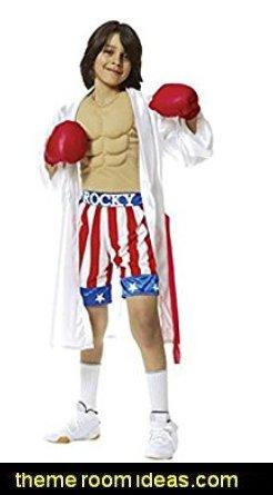Childs Rocky Movie Costume