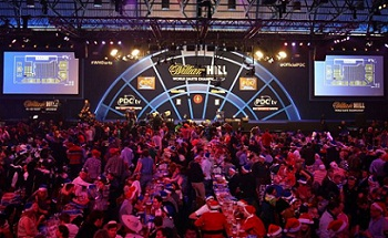 2019 Darts Players Championship Finals schedule dates, Start time, Watch Live TV Stream, prize money.