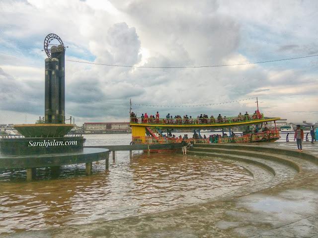 Kapal Lancang Kuning pontianak