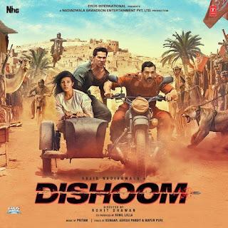 Download Dishoom (2016) Hindi Full Movie 480p [400MB]   720p [1GB]   1080p [1.5GB] BluRay