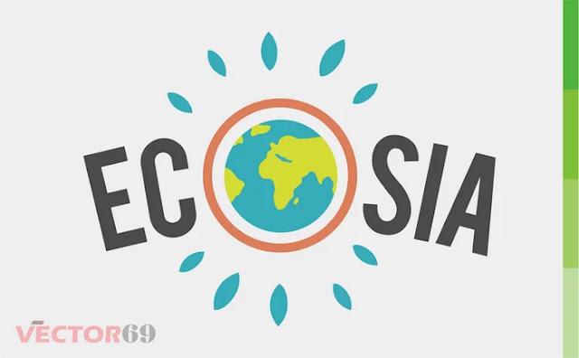 Logo Ecosia - Download Vector File CDR (CorelDraw)