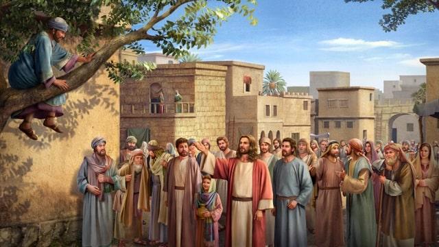Bacaan Injil dan Renungan Harian Katolik, Selasa 17 November 2020