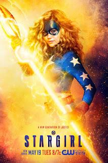 Brec Bassinger as CW's Stargirl starts May 18, 2020