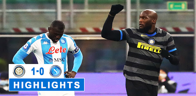 Inter vs Napoli – Highlights