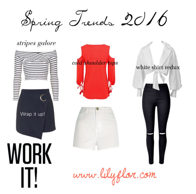 spring trends 2016
