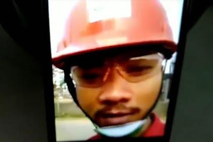 Viral, Video Pria Ancam Padamkan Listrik dan Berkata Kasar,Diduga Pekerja PLN