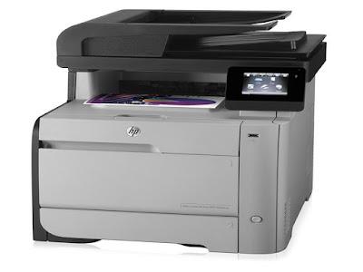 Image HP LaserJet Pro MFP M476 Printer Driver