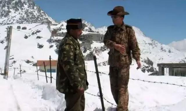 भारत% 2Bchina% 2Bborder