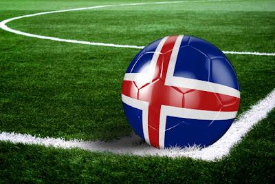 Balón de fútbol Islandés, tanto el equipo nacional como algunos jugadores son conocidos a nivel mundial