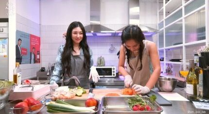 Yuri Winning Recipe with Tiffany