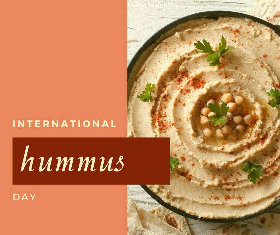 International Hummus Day Wishes Unique Image