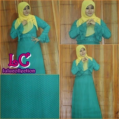 Lc Lulu Collection Lc Gamis Trendy