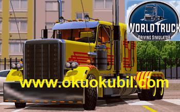 World Truck Driving Simulator v1.162 Sınırsız Para Apk Mod + Obb İndir