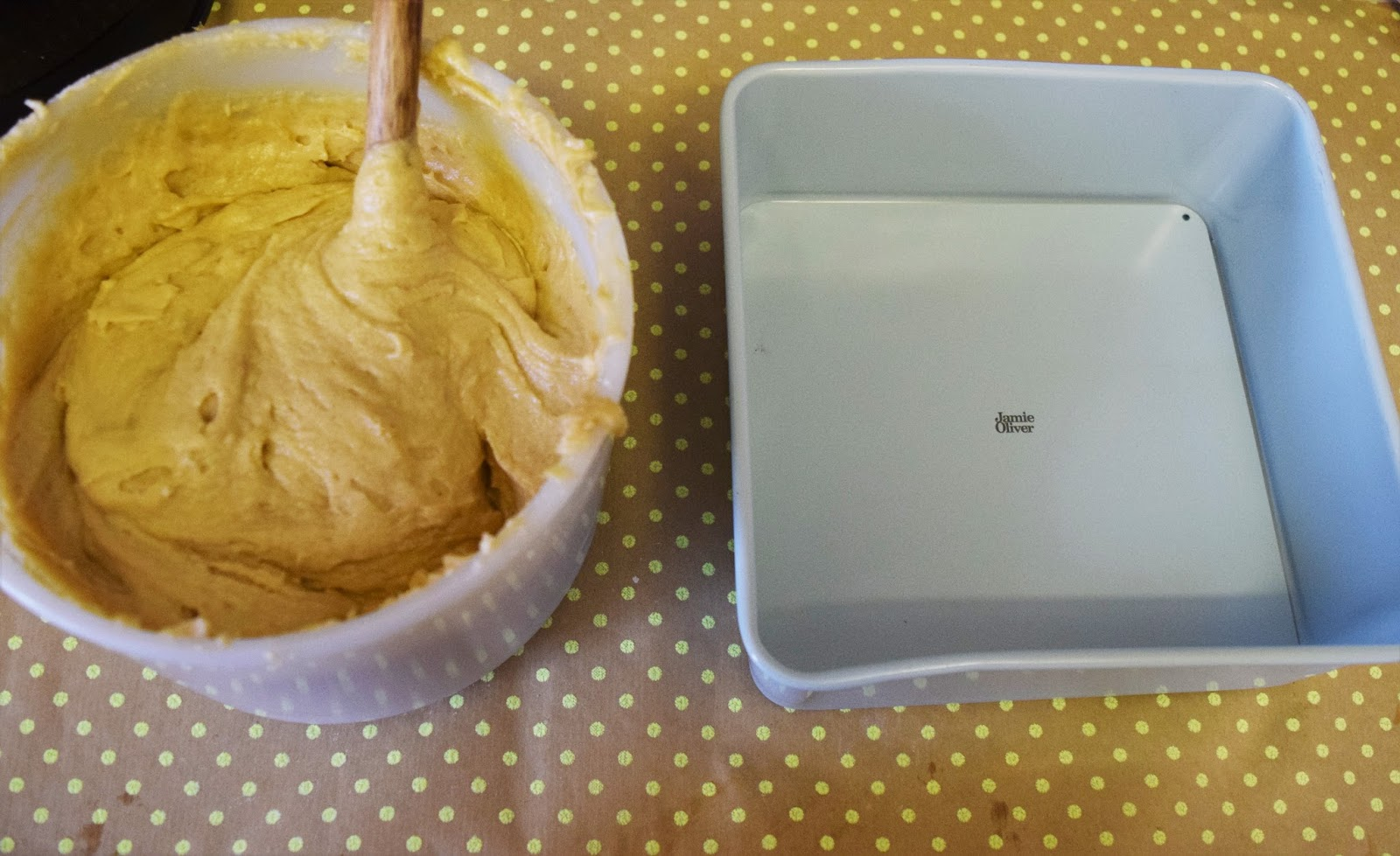 BAKING DEATH BY CARAMEL CAKE - A Life With Frills