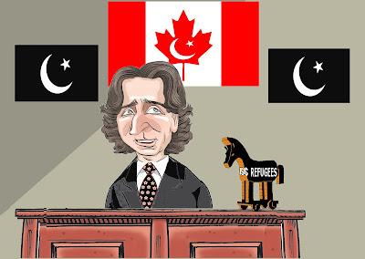 Justin Trudeau's Islamophilia