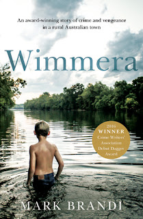 Wimmera by Mark Brandi | Book Review by The Incredible Rambling Elimy