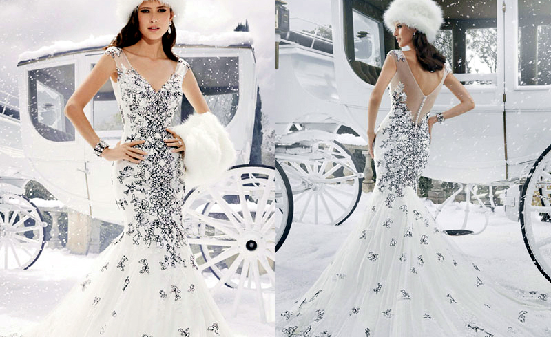 Romantic Wedding Dresses for Women