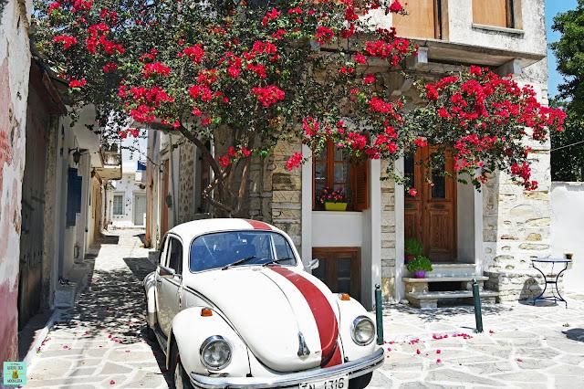 Halki, isla de Naxos (Grecia)
