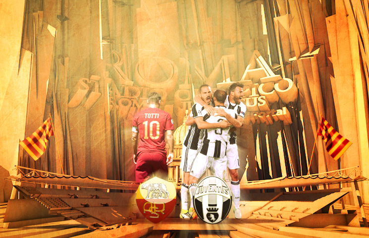 Serie A 2016/17 / 36. kolo / Roma - Juventus, nedelja, 20:45h
