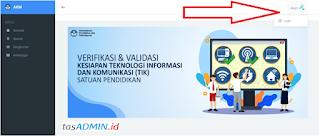 web Verval TIK AKM