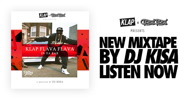 KLAP FLAVA FLAVA IN YOUR EAR von DJ KISA | KLAP MIXTAPE