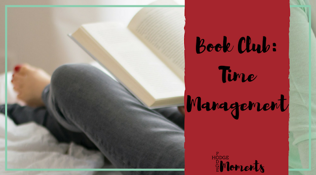 Book Club: Time Management