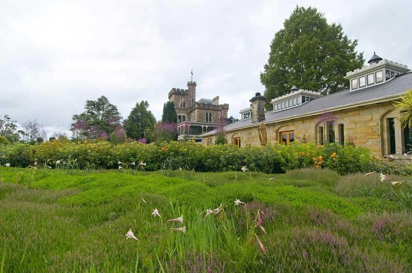 Lanarch Castle in Dunedin