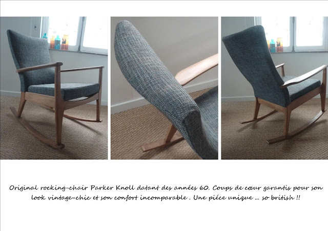 Rocking Chair Parker Knoll
